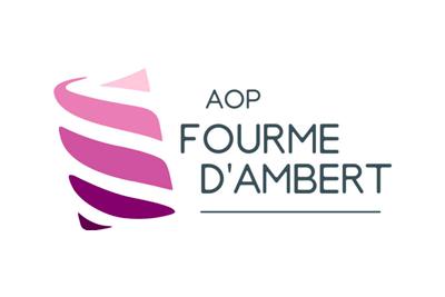 Logo AOP Fourme d'Ambert