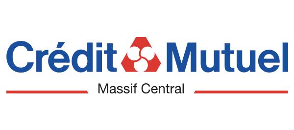 Logo Crédit Mutuel Massif Central