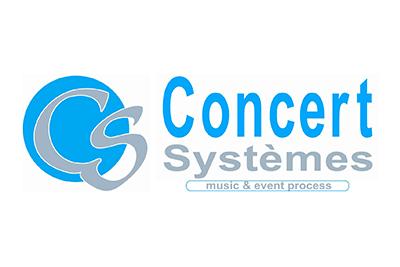 Logo Concert Systèmes