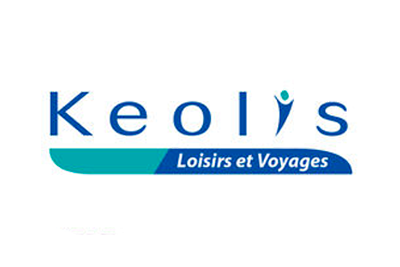 Logo Keolis Loisirs et Voyages