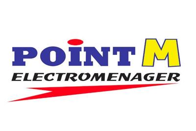 Logo Point M Électroménager