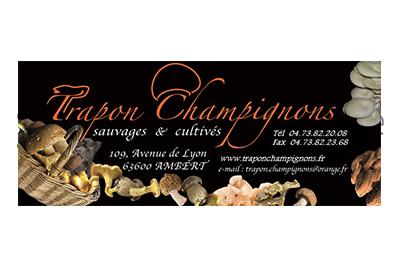 Logo Trapon Champignons
