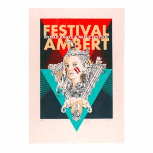 Affiche Festival Ambert 2018