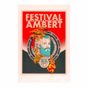 Affiche Festival Ambert 2019