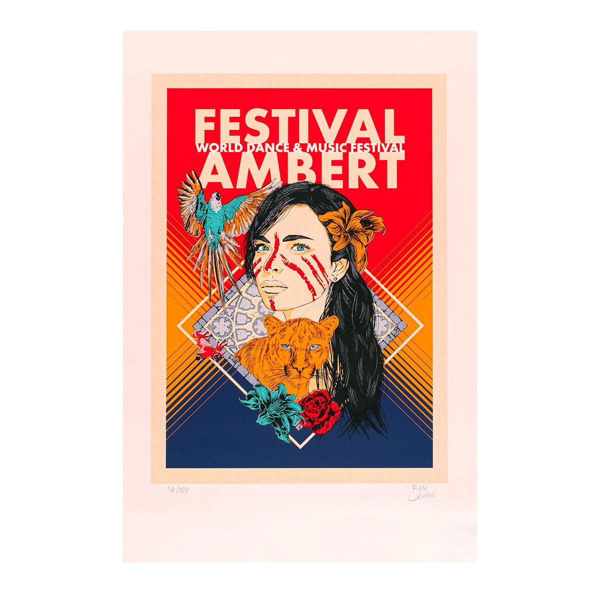 World Festival Ambert